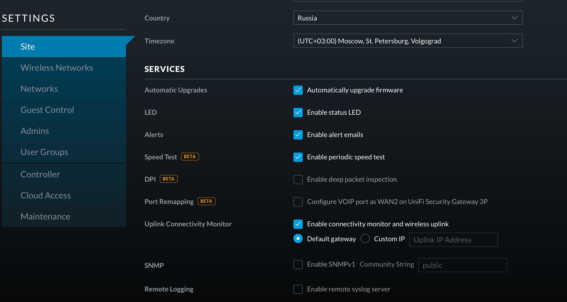 UniFi devices restarting every hour | Ubiquiti Community
