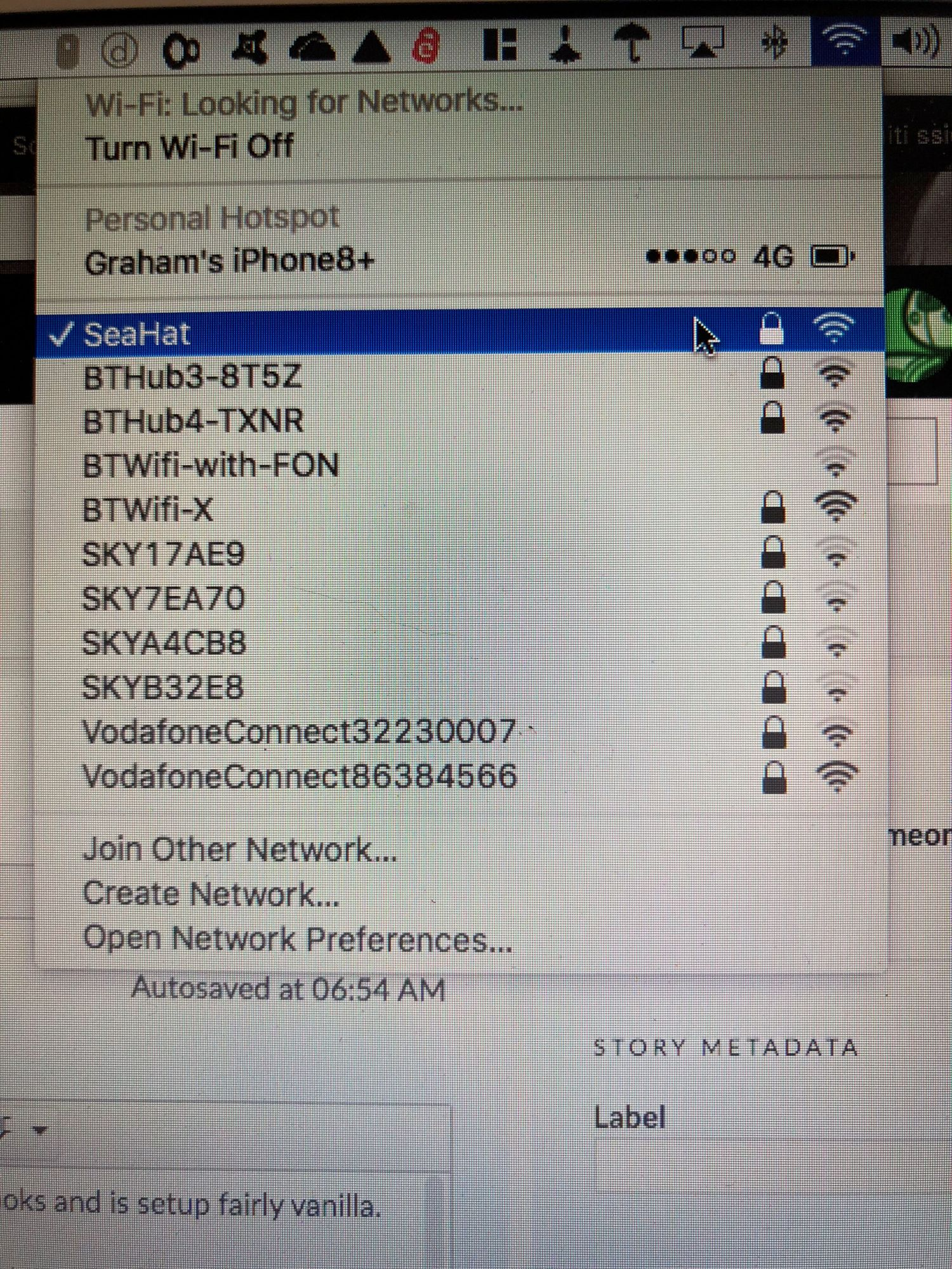iOS device cannot see SSID (but MacOS can)   Ubiquiti Community