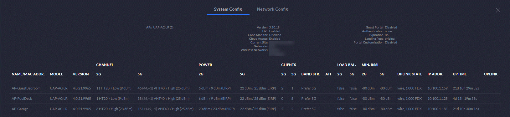 Migration from Aruba to Unifi = DHCP Problems | Ubiquiti Community