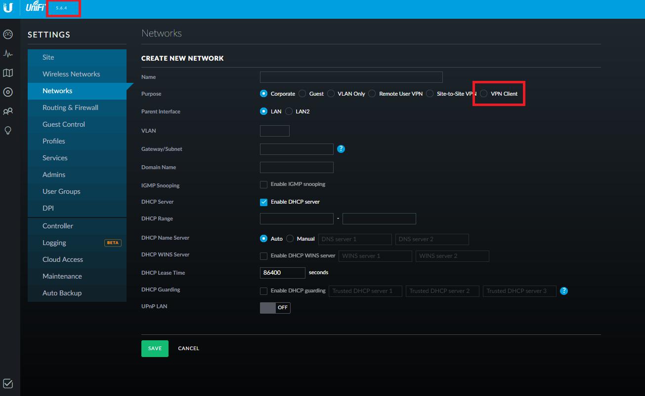 Configuring UniFi with ExpressVPN? | Ubiquiti Community