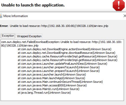 Airview not running on XW 6 2 0 | Ubiquiti Community