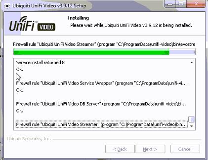 3 9 12 Windows Install Stalling at Firewall Rule   Ubiquiti