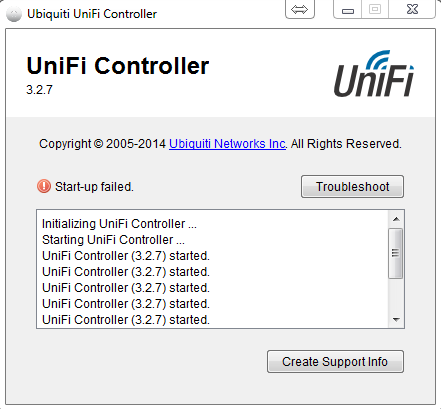 Unifi Controller Started - Repeatedly | Ubiquiti Community