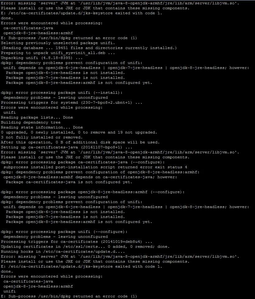 Import older Controller-Backup to recent CloudKey | Ubiquiti