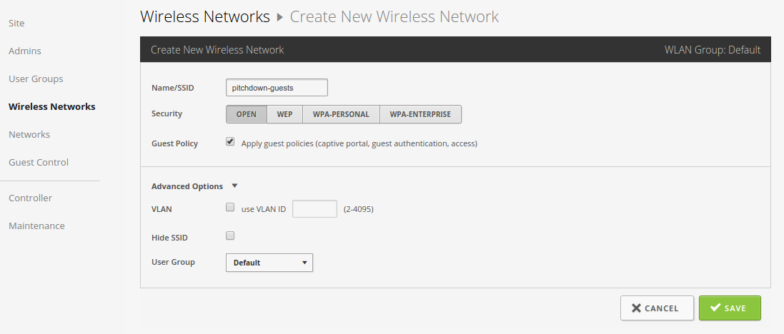 Microsoft DHCP for Guest WIFI   Ubiquiti Community