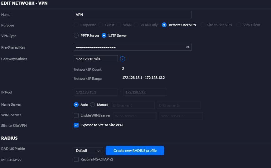 VPN Remote Desktop | Ubiquiti Community