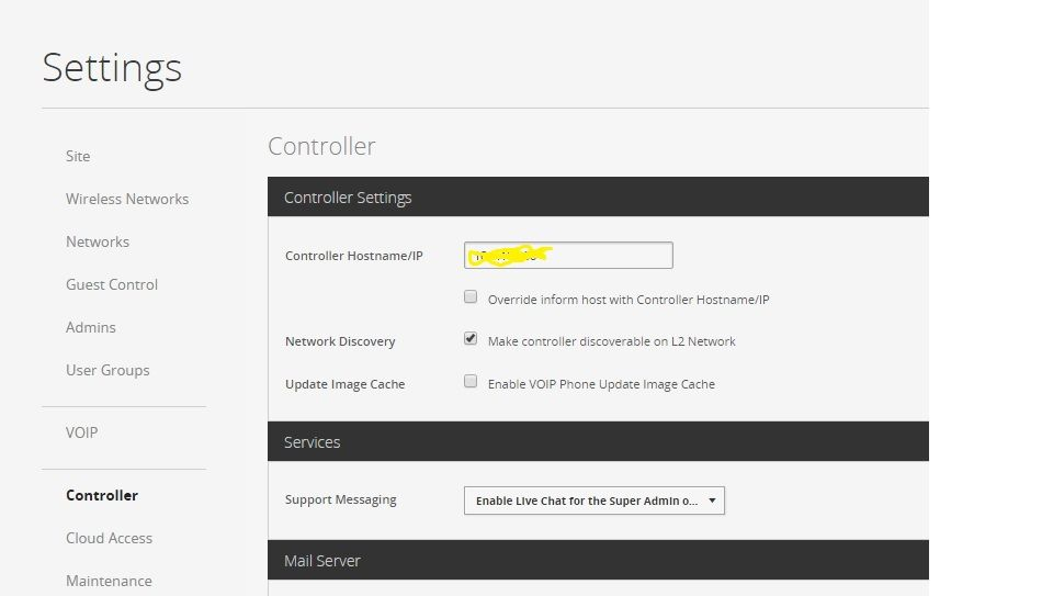 Moving 100+ APs to new controller in the cloud | Ubiquiti