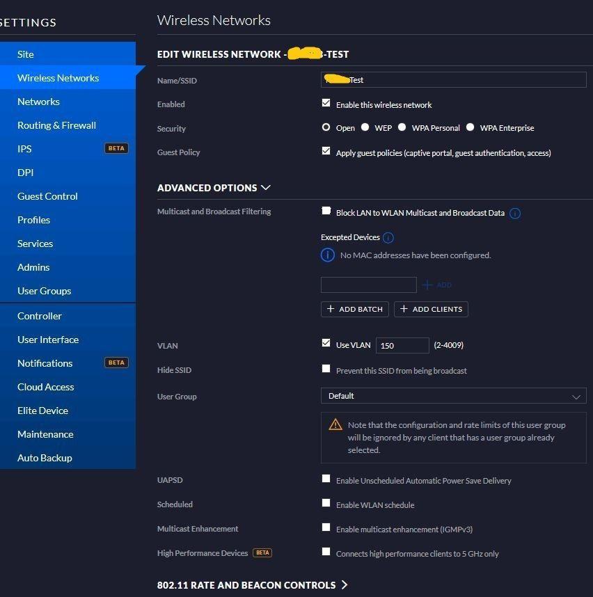 UniFi Captive portal NPS AD Authentication | Ubiquiti Community