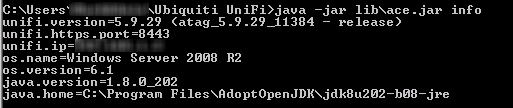 Can't install controller on Windows with AdoptOpenJDK