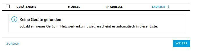 Unifi AP LR: Controller Software: No device found   Ubiquiti