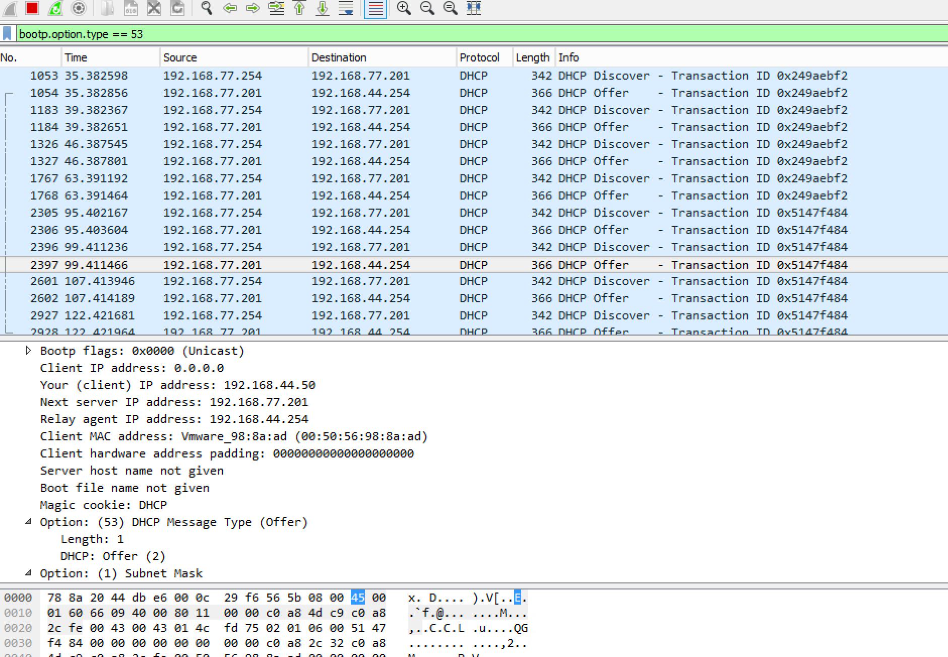 DHCP relay | Ubiquiti Community