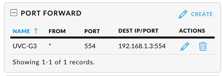 USG - Have trouble w/ port forwarding and firewall rules