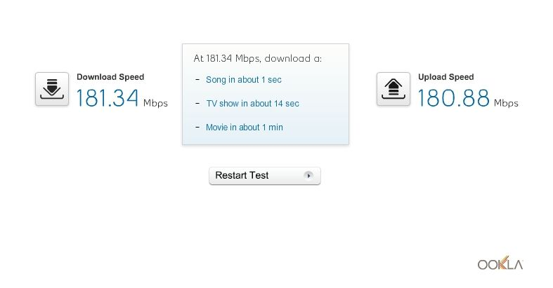 CenturyLink 1Gbit fiber with ERL - Reduced speed | Ubiquiti Community
