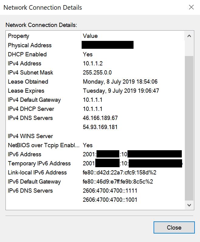 Setting up HE net IPv6 | Ubiquiti Community