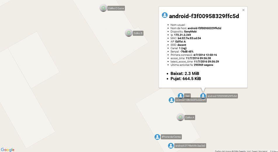 Wifimap Unifi Clients On Google Maps Ubiquiti Community