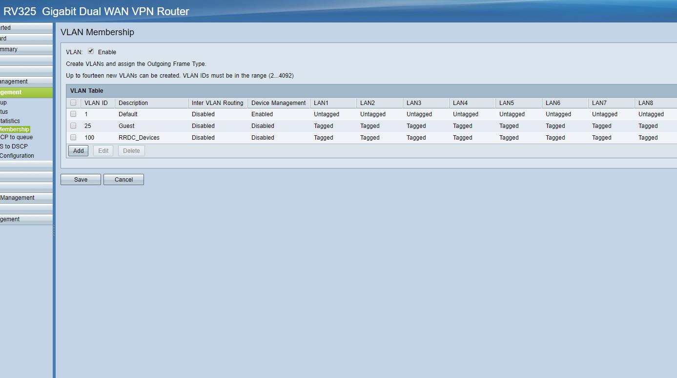 VLAN DHCP not working | Ubiquiti Community
