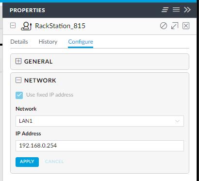 Remove fixed IP address of device no-longer present | Ubiquiti Community