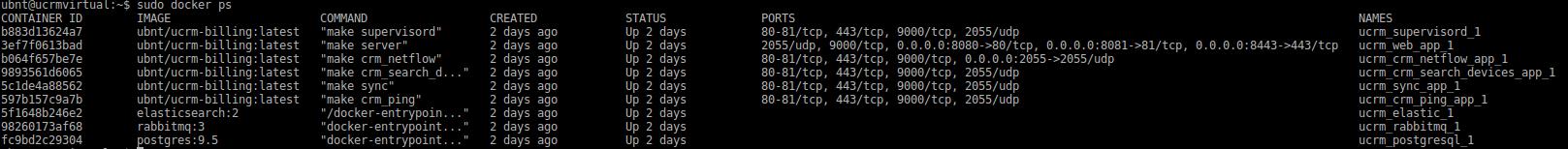 Random UCRM server outages | Ubiquiti Community