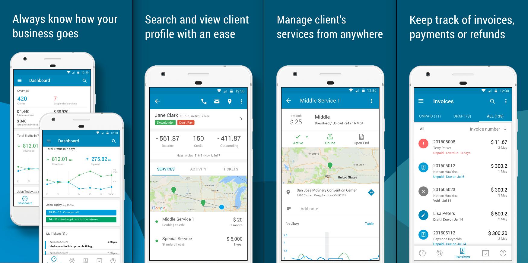 UCRM Mobile App released!! | Ubiquiti Community