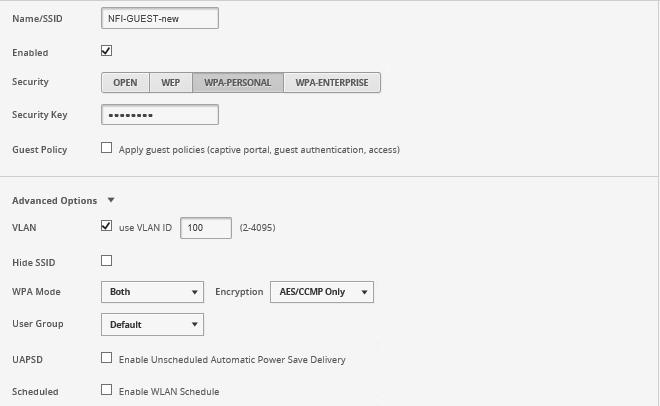 Unifi AP: Multiple SSID/VLAN | DHCP Issues | Ubiquiti Community