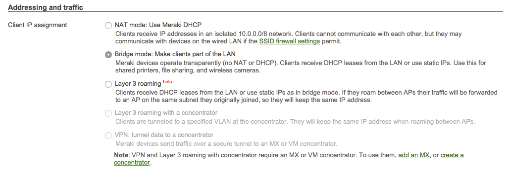 ERL - SOHO, Printing, and DLNA not connecting between subnets