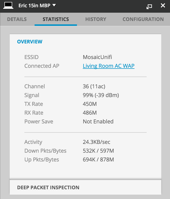 UAP-AC-PRO Only Topping out at 150mbps? | Ubiquiti Community