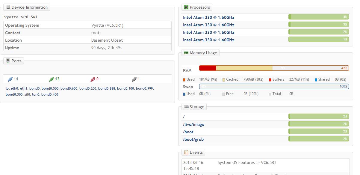 SNMP Cpu Usage | Ubiquiti Community