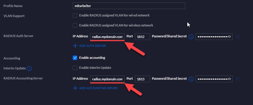 WPA Enterprise certificate warning (Windows RADIUS