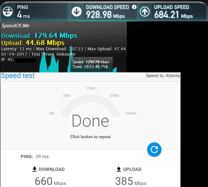 USG performance slow on Fiber connection | Ubiquiti Community