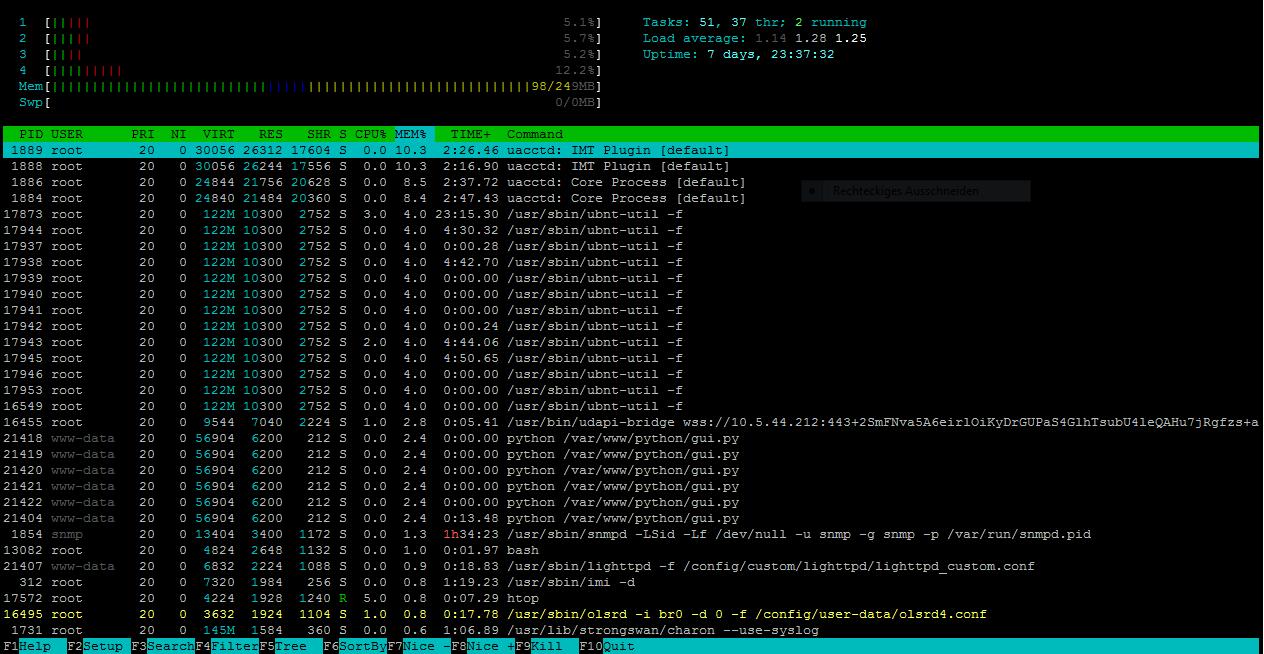 Python Snmp Uptime