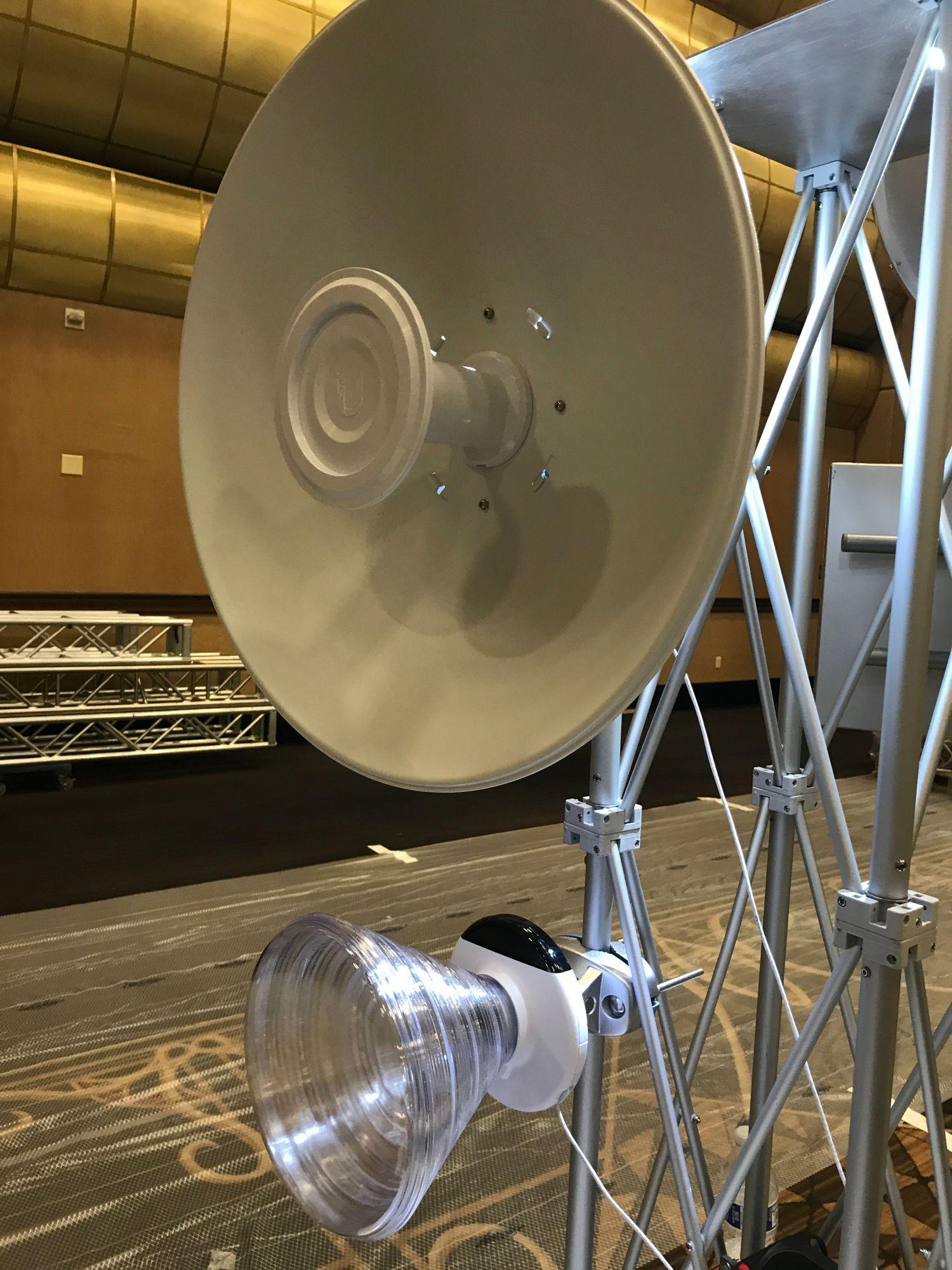 Cool New Ltu Horn Dish Works With Airmax Too Ubiquiti Community
