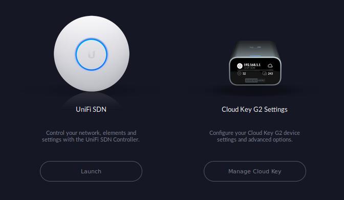 Migrating UniFi Controller to UniFi Cloud Key Gen2