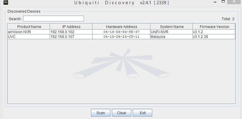Error after Login Page | Ubiquiti Community