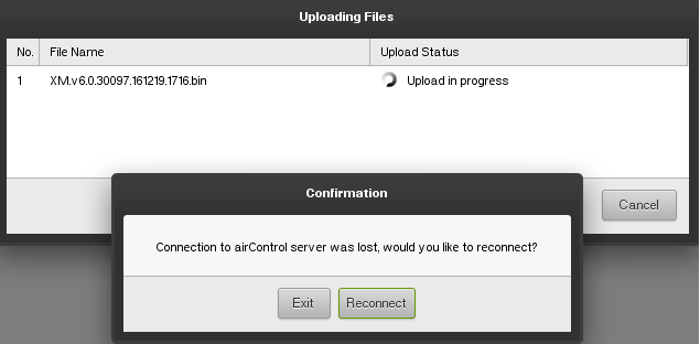 AC 2 1 Beta2 Upload Firmware timeout | Ubiquiti Community