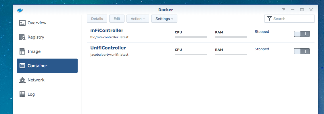 Unifi Controller in Docker - Update and Backup? | Ubiquiti Community