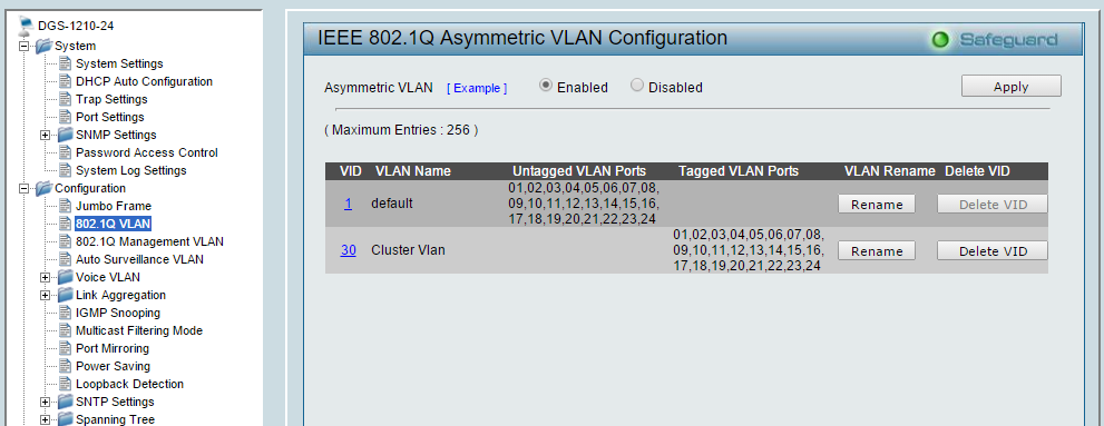Edgerouter x-sfp and vlan tagging | Ubiquiti Community