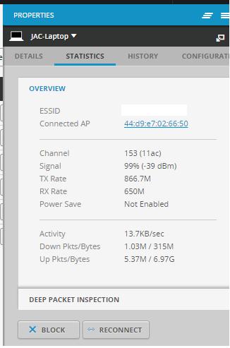 UAP-AC-PRO Speed - iperf3 results   Ubiquiti Community