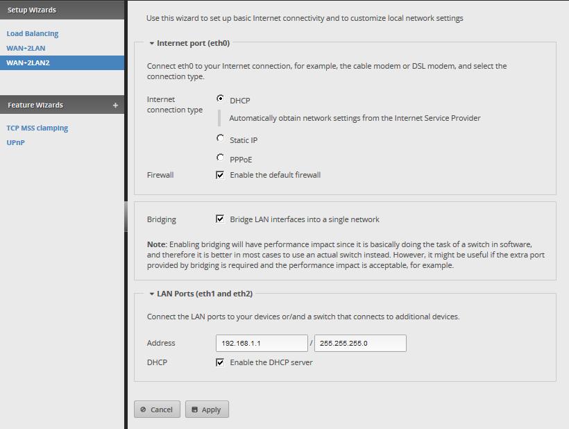EdgeMAX EdgeRouter software release v1 6 0   Ubiquiti Community
