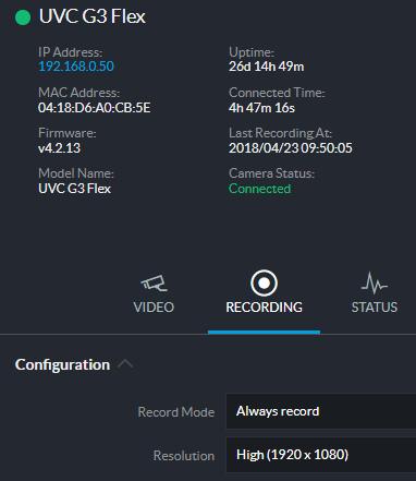 RTSP not working on 3 9 3 | Ubiquiti Community