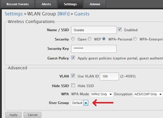 UnFi AP guest network avoaid my firewall? | Ubiquiti Community