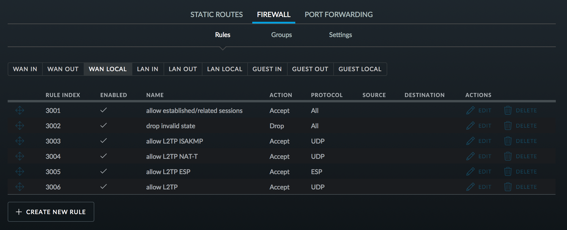 Struggling with L2TP VPN Connection | Ubiquiti Community