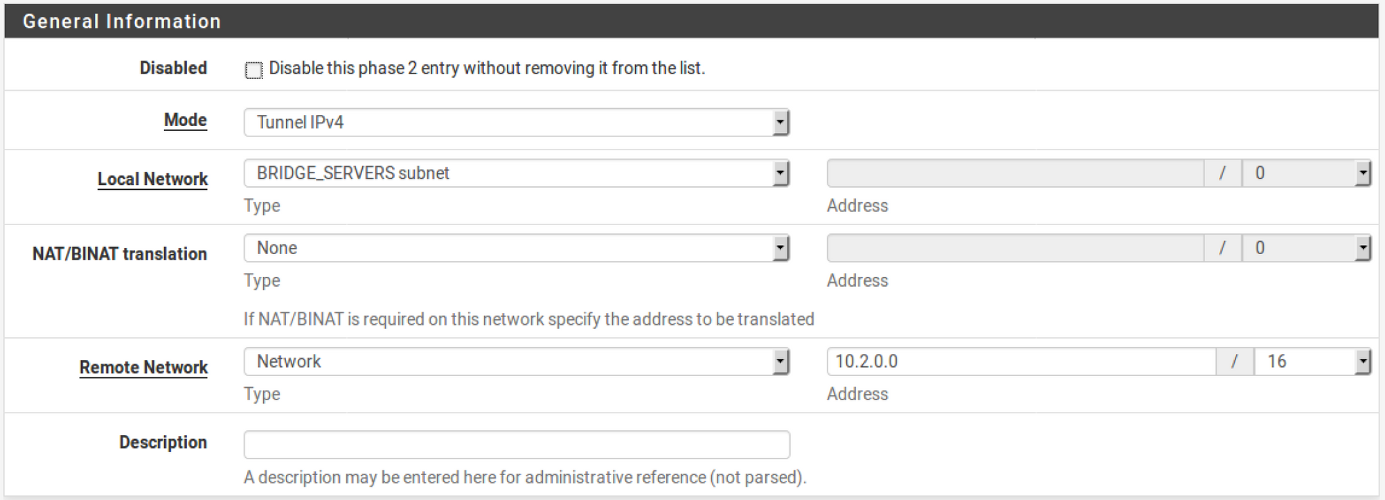 USG as Client to Pfsense IPSEC   Ubiquiti Community