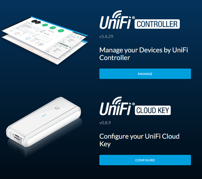 UniFi Cloud Key LED Flashing White - Unable to Access Controller