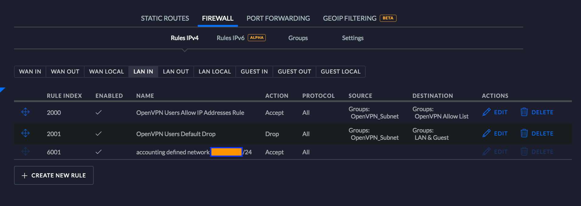OpenVPN Setup & Configuration on UniFi Security Gateway - Step by