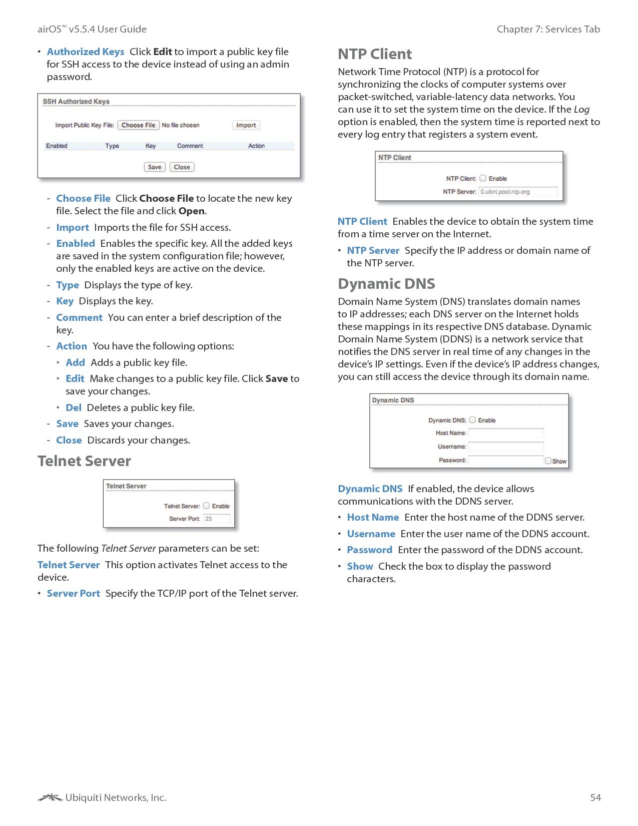 Dynamic DNS Setting | Ubiquiti Community
