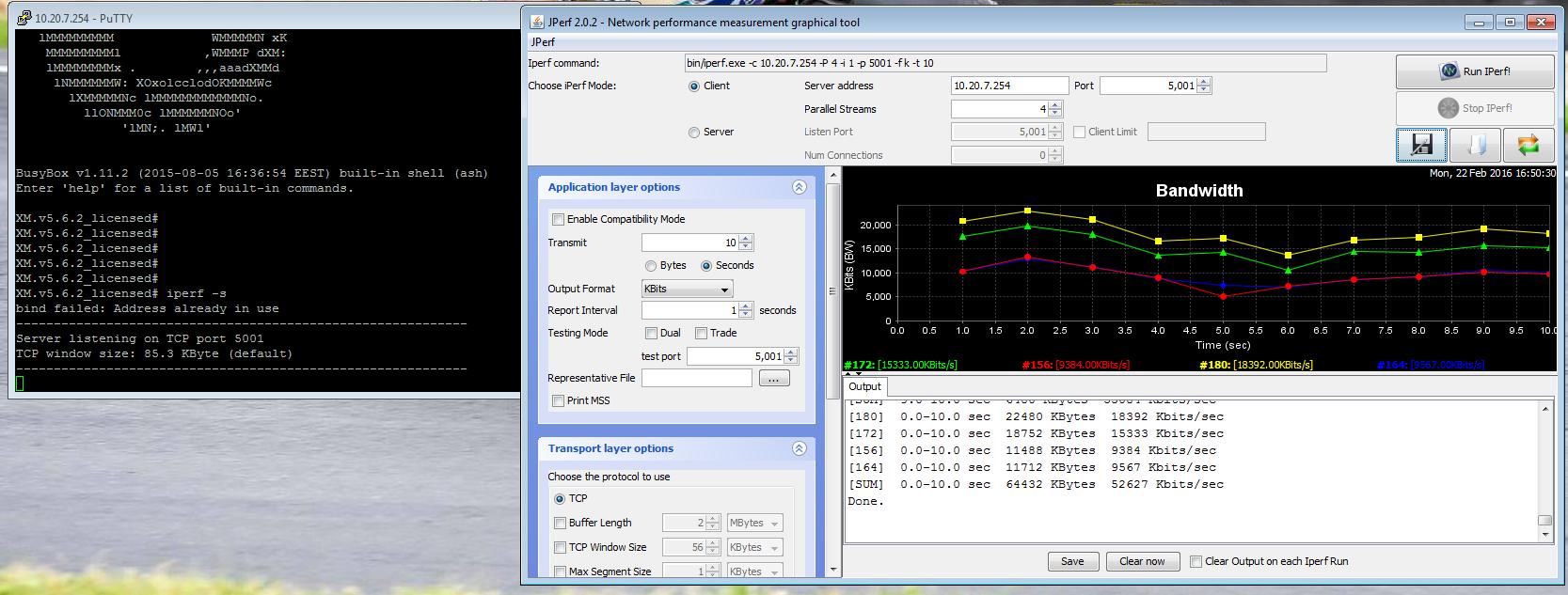 WISP Network - slow download but fast upload | Ubiquiti