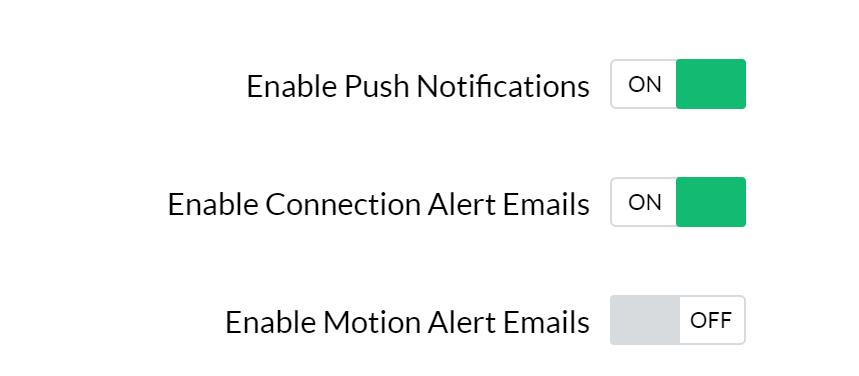 Push Notifications not working iOS ??   Ubiquiti Community
