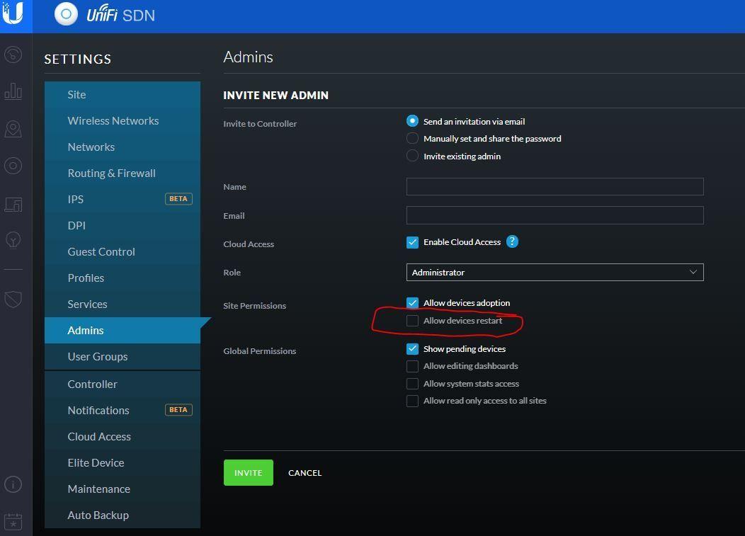 Remote Cloud Key clean shutdown?   Ubiquiti Community