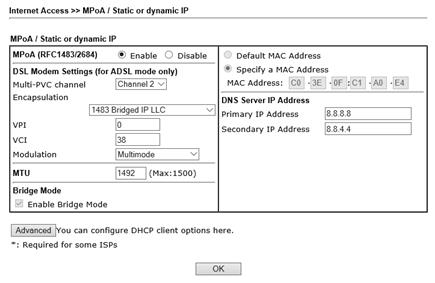 Sky Router Settings >> Sky Fibre Dhcp Client Option 61 Ubiquiti Community