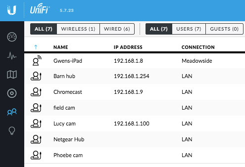 Find Ip Address Of Device Connected To Netgear Switch Solved